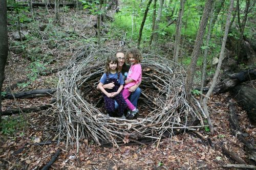 Mayme's Forest Installation3