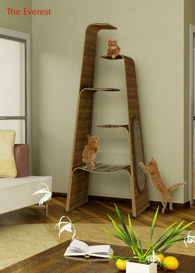 Another cat tree